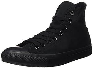 Converse Chuck Taylor All Star High Top Black/Black 13 D(M) US