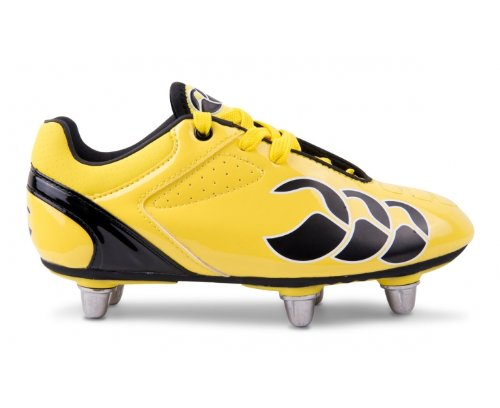 Canterbury Junior Phoenix Club 6 Stud Chaussures De Rugby
