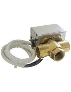 Orkli - Válvula de zona de 3 vías accionada por motor (1