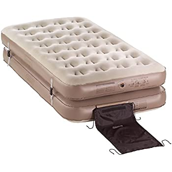 Coleman QuickBed 4-N-1 Airbed, Twin/King