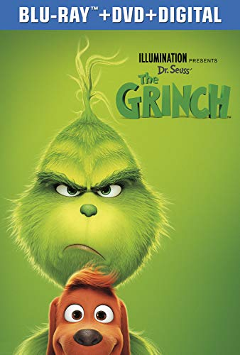 Illumination Presents : Dr. Seuss' The Grinch [Blu-ray]