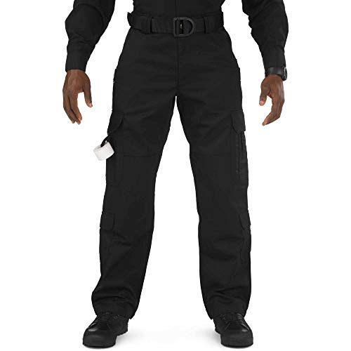 Unhemmed 11 Pant Black 74310l For Men Ems tactical 5 Men U7qdx6q