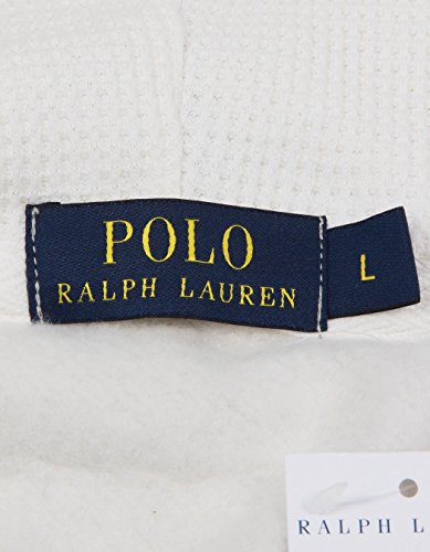 Grigio Polo Cappuccio Colori Lauren Ralph Da S In Pile Uomo Con Xxl USxgqP