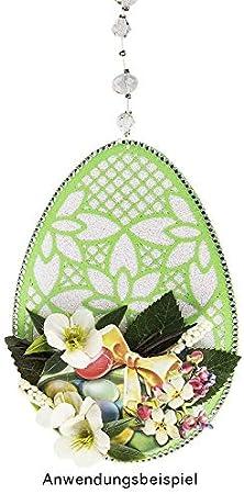 Din A4 Bogen mit verschiedenen Motiven Stickerbogen 3-D Relief-Sticker Aufkleber Blumen 1 Hochwertig gepr/ägt mit 3-D-Effekt