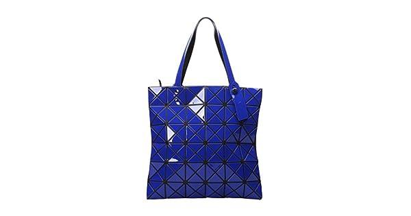Amazon.com: Japonés mujer Bao Bao bolsa geometría estilo ...