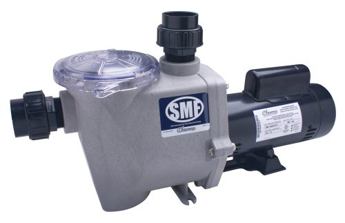 Waterway SMF110 SMF Pump 1 HP 1 Speed, 115/208-230 Volt by Waterway