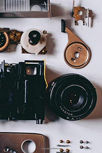 Photographic: Amature Photo Personal Planner 2019 Everyday Custom Organizer