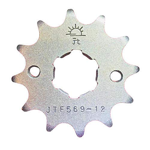 Yamaha YFA1 125 Breeze 89-94 YFM125 G Grizzly 04-12 TY350 N 85 Front Sprocket 12 Tooth 520 Pitch JTF569.12