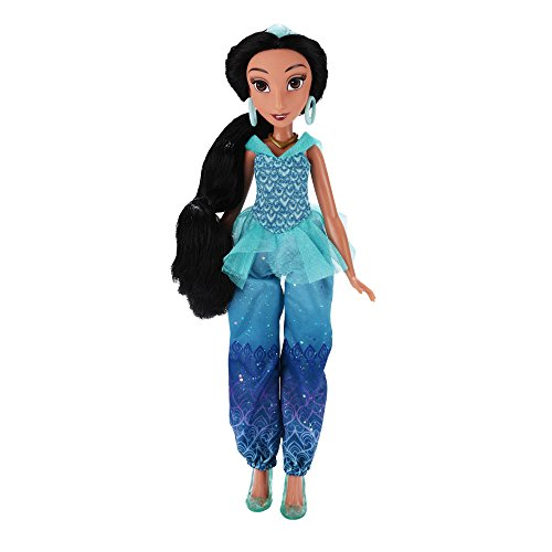 Disney Princess Royal Shimmer Jasmine Doll -