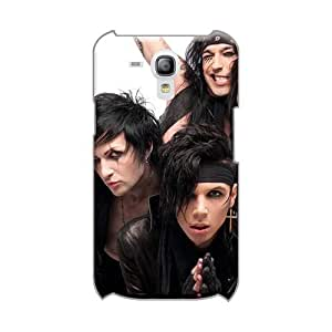 Scratch Resistant Hard Phone Cases For Samsung Galaxy S3 Mini With Allow Personal Design Attractive Black Veil Brides Band BVB Pictures Luoxunmobile333