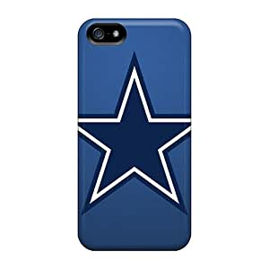 For ORRICO Iphone Protective Case, High Quality For Iphone 5/5s Dallas Cowboys Skin Case Cover