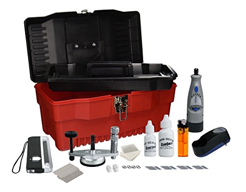 Professional Windshield Repair Kit: Performs Over 200 Rock Chip Repairs