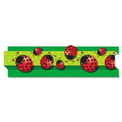 Pop-It Border, Ladybugs, 3