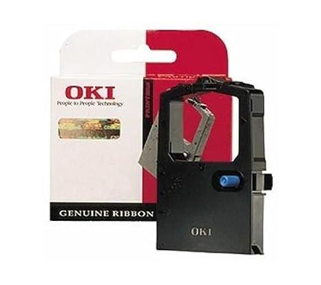 Oki Ribbon Black for Microline ML182/280/3320/3321 - Cinta ...