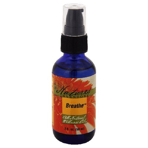 Nature's Inventory Breathe Wellness Oil (Pack of 2)