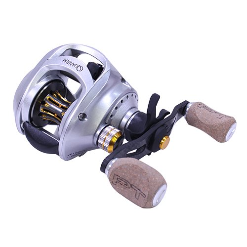 Zebco VP100HPT, BX3 Quantum, Vapor Performance Series Reel, 7.0: 1 Gear Ratio, 11 Bearings, Right Hand, Baitcast