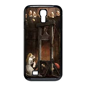 the evil within Samsung Galaxy S4 9500 Cell Phone Case Black 53Go-316633
