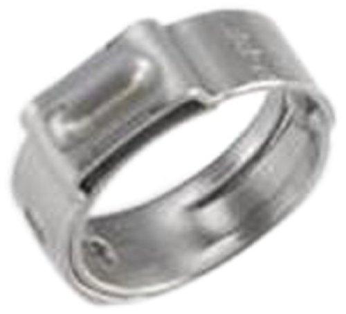 Pex Clamp - Oetiker 62218 Metal Stainless Steel Pex Clamp, 0.5