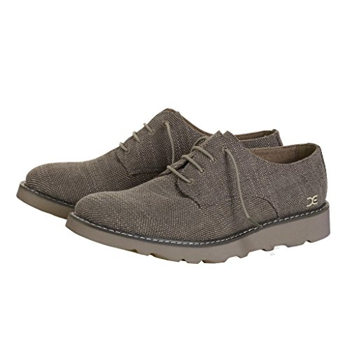 Hey Dude Lightweight Shoes Verona Woven Taupe Marrone