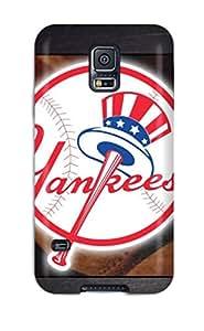 Best new york yankees MLB Sports & Colleges best Samsung Galaxy S5 cases 3762186K304257842