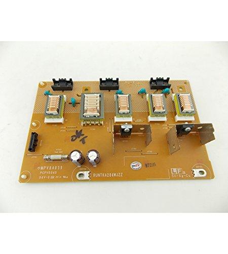 Sharp Lc32d62u Tv (Sharp - Sharp LC-32D62U Inverter Board MPV8A039 RUNTKA284WJZZ #I9118 - #I9118)