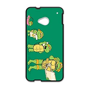 JIANADA The old tortoise unique Cell Phone Case for HTC One M7