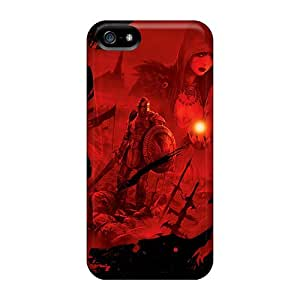 Hot New Dragon Age Case Cover For Iphone 5/5s With Perfect Design
