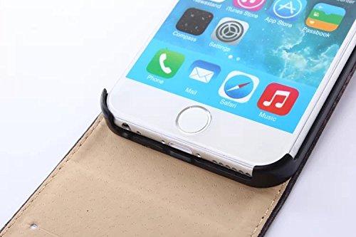 Coconut Crowd Owls-Eulen Flipcase für Apple iPhone 6