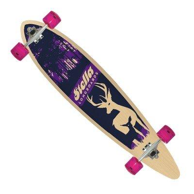 魅力的な Stella Deer 46 Pintail Deer By Longboard SDS Complete Skateboard By Stella SDS by Deer B00WOWEX5K, ハラマチシ:3fdf74d0 --- a0267596.xsph.ru