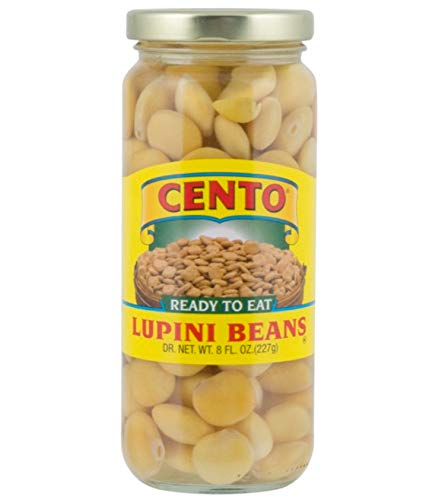 Food to Live Lupini Beans (Kosher) (3 Pounds): Amazon.com