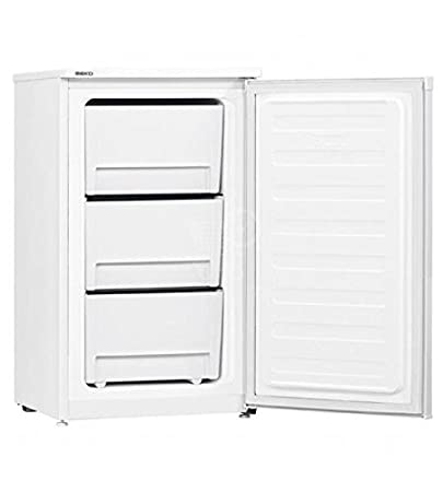 Beko Congelador vertical Fs166020 Clase A + capacidad 65 litros ...
