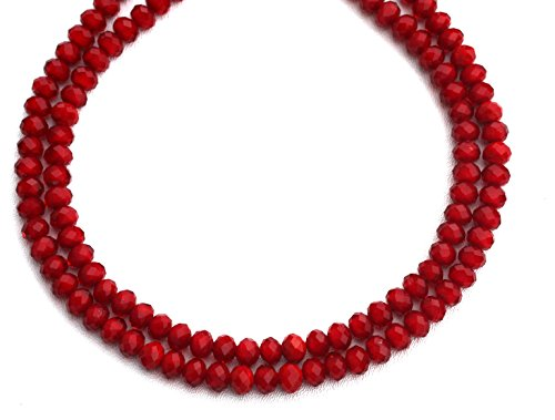 Quartz Ruby Necklace - 9