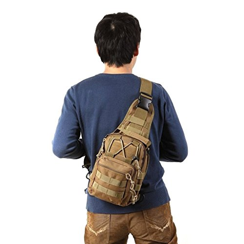 Tactical Shoulder Backpack Military Trekking