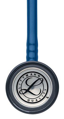 3M Littmann Classic II S.E. Stethoscope, Navy Blue Tube, 28 inch, 2205