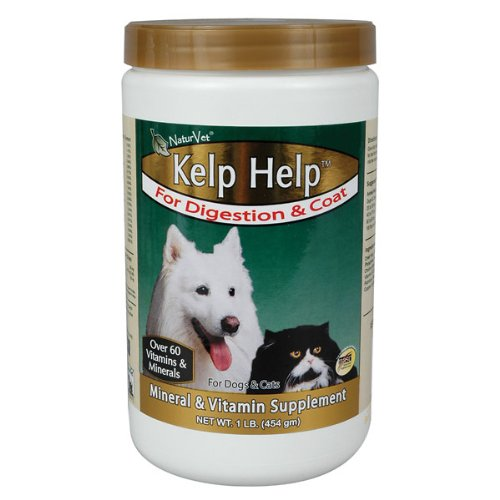Kelp Help – 1 pound – All Natural Skin and Coat, My Pet Supplies