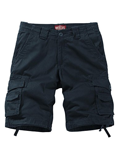 Match Men's Comfort Cargo Short (Label size M/30 (US 29), 3056 Blue)