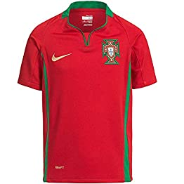 Nike Maillot De Foot Enfant Portugal Home Boys JSY