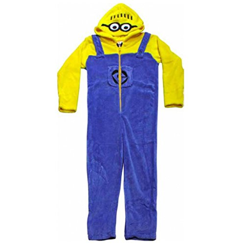 Character Minion Dress up 3-4 Years Onesie 100% Polyester -