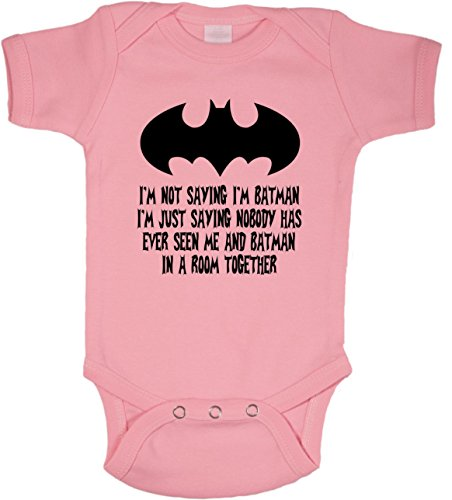 Baby Boy Gifts Under $20 : Beegeetees i m not saying batman funny super hero