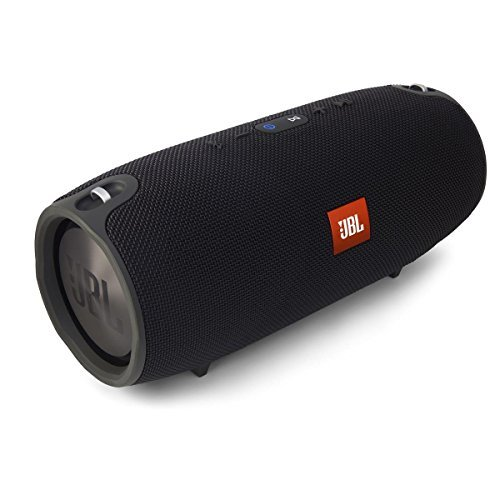JBL Xtreme Portable Wireless Bluetooth Speaker (Black) from JBL
