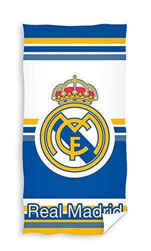 Licence Officielle textil Tarrago Serviette de Plage Real Madrid 70/X 140/Microfibre