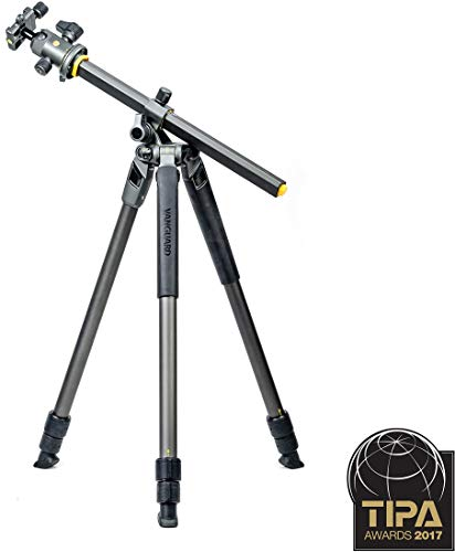 - Vanguard Alta Pro 2+ 263AB 100 Aluminum Tripod with Alta BH-100 Ball Head and Multi-Angle Center Column for Sony, Nikon, Canon DSLR Cameras