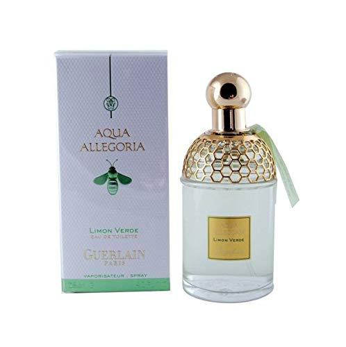 Guerlain Aqua Allegoria Limon Verde Eau De Toilette Spray for Women, 4.2 Ounce