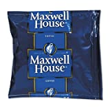 SCS Maxwell House - Regular Roast Ground Coffee Packets, 1.5 Oz - 42 Packets