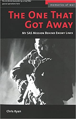 Libro Epub Gratis The One That Got Away: My Sas Mission Behind Iraqi Lines