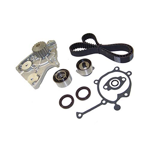 DNJ TBK408WP Timing Belt Kit with Water Pump for 1987-1993 / Ford, Mazda / 626, B2200, MX-6, Probe / 2.2L / SOHC / L4 / 12V, 8V / 133cid, 2184cc / VIN C, VIN L