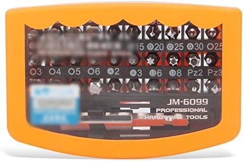 LilyAngel 空気圧動力工具ハードウェアツールセット多機能ドライバーセットコンピュータツールキット