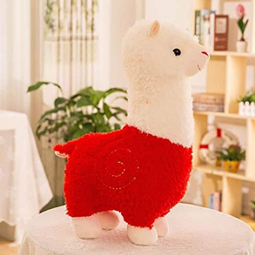 TRETRI 28Cm Plush Toys 6 Colors Cute Animals Doll Soft Cotton Plush - Pully Toys Kids Pug