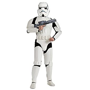 Realistic Stormtrooper Costume - S  sc 1 st  Amazon.com : storm troopers costumes  - Germanpascual.Com