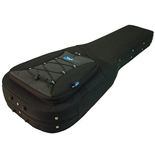 ProRockGear Armourguard Light Weight Polyfoam Classical Guitar Case